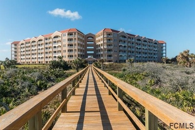 Palm Coast Condo For Sale: 104 Surfview Drive #2205