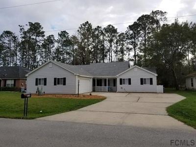 Palm Coast Multi Family Home For Sale: 33 Brunswick