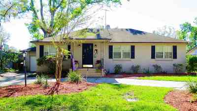Jacksonville Single Family Home For Sale: 4315 Worth Drive West