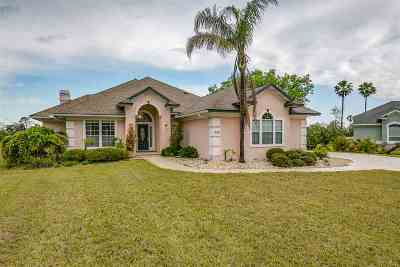 St Augustine Single Family Home For Sale: 533 Turnberry Ln