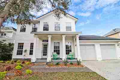 Seagrove Single Family Home For Sale: 939 Saltwater Circle