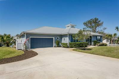 St Augustine Single Family Home For Sale: 298 Hildago Road