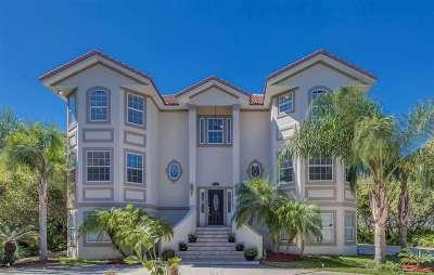St Augustine Single Family Home For Sale: 1500 Windjammer Lane