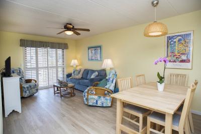 St Augustine Beach FL Condo Contingent: $239,000