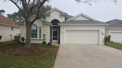 St Augustine Beach FL Single Family Home For Sale: $399,900