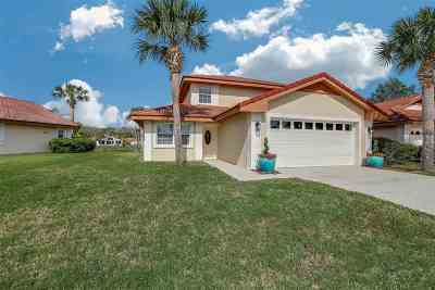 Palm Coast Single Family Home For Sale: 5 San Miguel Ct