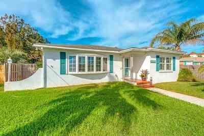 Single Family Home For Sale: 414 Flagler Blvd