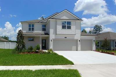 Saint Johns County Single Family Home For Sale: 64 Grampian Highlands Drive