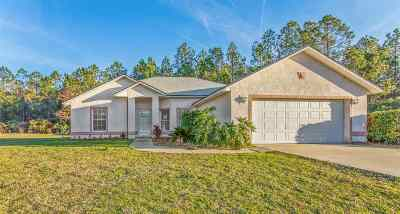 St Augustine Single Family Home For Sale: 113 Sweet Gum Court