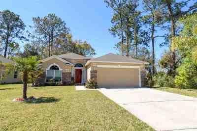 St Augustine Single Family Home For Sale: 113 Osprey Marsh Lane