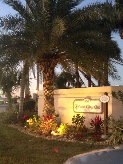 St Augustine Beach Condo Contingent: 4250 A1a South Unit J-11 (Ground Floor) #J-11