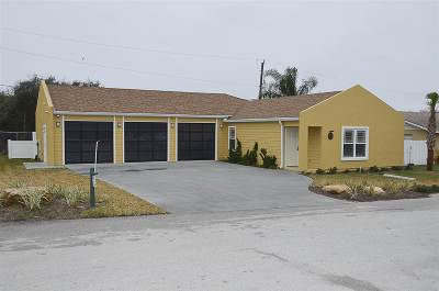 St Augustine Single Family Home For Sale: 201 Tropic Way