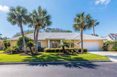 St Augustine Single Family Home For Sale: 27 Bermuda Run Way