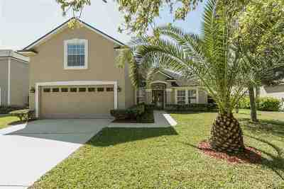 Single Family Home For Sale: 2919 2919 Castnet Ct
