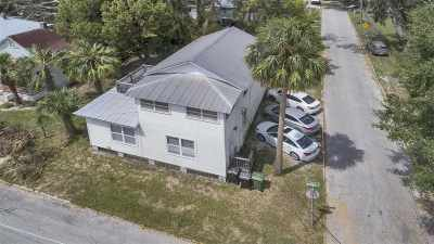 St Augustine Single Family Home For Sale: 110 De Haven Street
