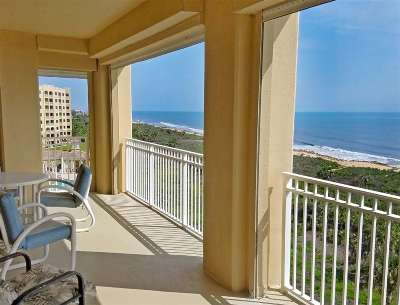 Palm Coast Condo For Sale: 60 Surfview Drive #612