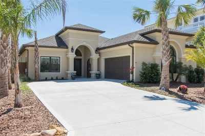 Palm Coast Single Family Home For Sale: 30 Seascape Dr