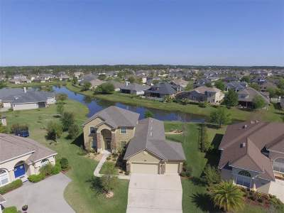 St Augustine Single Family Home For Sale: W 2516 Caparina