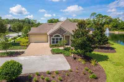 St Augustine FL Condo Contingent: $319,000