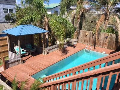 St Augustine Beach FL Single Family Home For Sale: $475,000