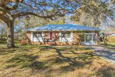 St Augustine Single Family Home For Sale: 414 Jasmine Rd