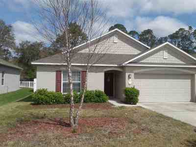 St Augustine Single Family Home For Sale: 112 Greenwillow Lane