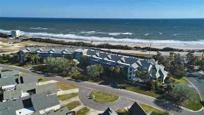 Vilano Beach, Villages Of Vilano Condo For Sale: 110 Ocean Hollow Lane #213