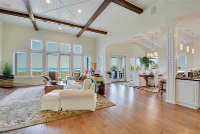 St Augustine FL Single Family Home For Sale: $2,995,000