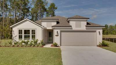 St Augustine FL Single Family Home For Sale: $319,990