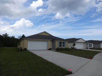 St Augustine FL Single Family Home For Sale: $242,990