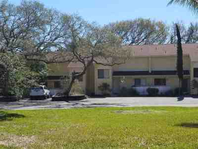 St Augustine Beach Townhouse For Sale: 3960 A1a South Unit 802 #802