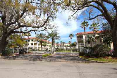 St Augustine FL Condo For Sale: $529,000