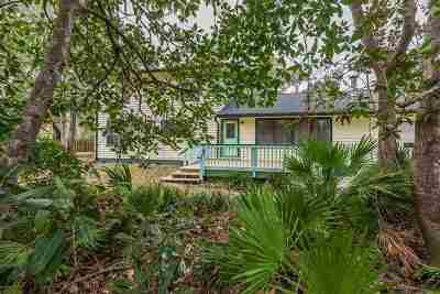 St Augustine FL Single Family Home For Sale: $559,000