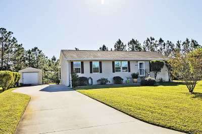 St Augustine Single Family Home For Sale: 2244 Whippoorwill Dr