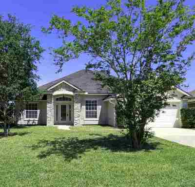 St Augustine Single Family Home For Sale: 1012 Arbor Trails Court