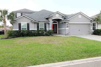 St Augustine Single Family Home For Sale: 213 Palazzo Cir