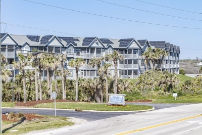Vilano Beach, Villages Of Vilano Condo For Sale: 110 Ocean Hollow Lane #204