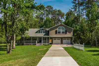 Single Family Home Contingent: 6340 Jack Wright Island Drive