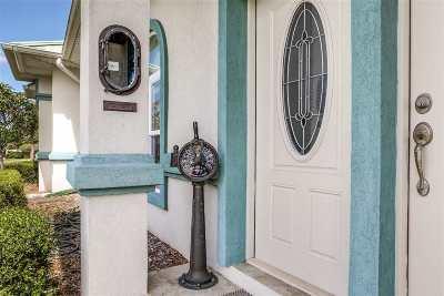 Davis Shores Single Family Home For Sale: 10 Avista Circle