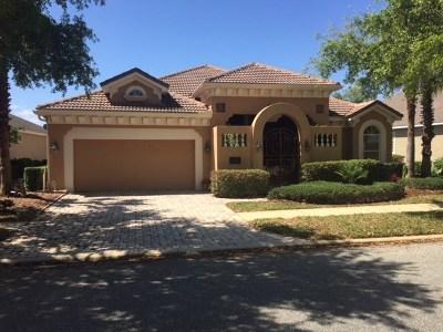 Palm Coast Single Family Home For Sale: 16 Hidden Lake Way