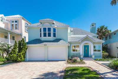 St Augustine FL Single Family Home Conting_accpt Backups: $519,750