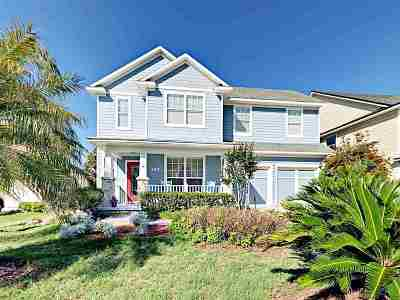 Seagrove Single Family Home For Sale: 387 High Tide Drive