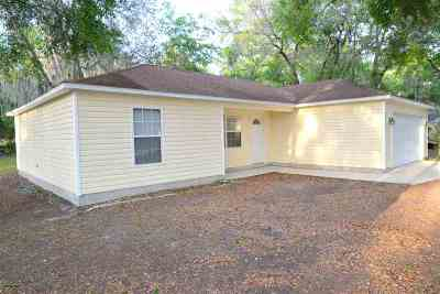 St Augustine Single Family Home For Sale: 3836 Osprey Cir