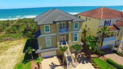 Palm Coast Single Family Home For Sale: 25 Ocean Ridge Blvd S