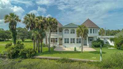 Davis Shores Single Family Home For Sale: S 277 Matanzas Blvd