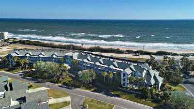 Vilano Beach, Villages Of Vilano Condo For Sale: 110 Ocean Hollow Lane #100