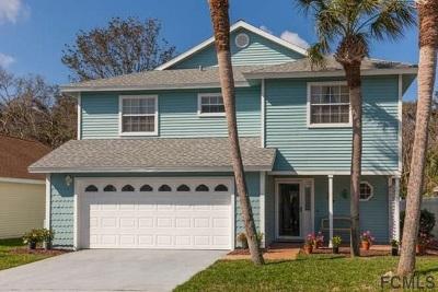 Palm Coast Single Family Home For Sale: 10 Bristol Drive