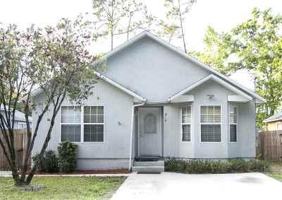 St Augustine Single Family Home For Sale: 912 Bruen Street