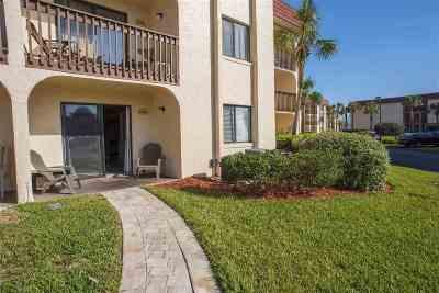 St Augustine Beach FL Condo For Sale: $237,500