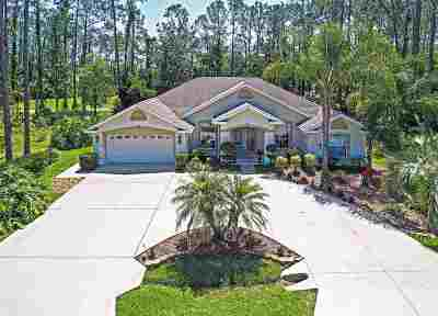 Palm Coast Single Family Home Conting_accpt Backups: 11 Elder Drive